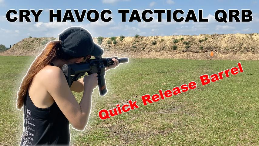 Cry Havoc Tactical QRB