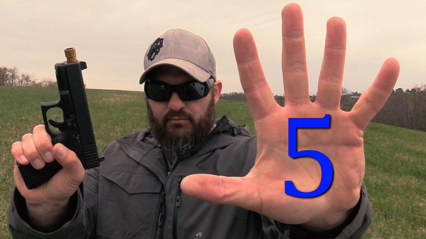 5 Shooting Tips for New Pistol Owners.