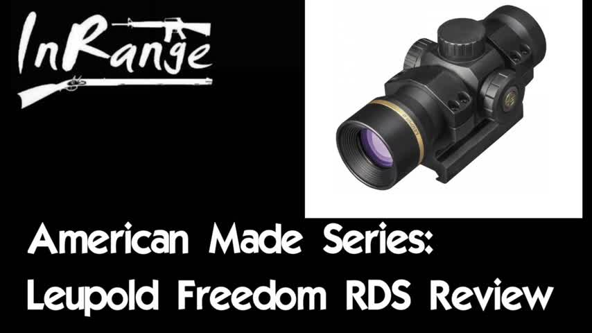 Leupold Freedom RDS - American Made Series