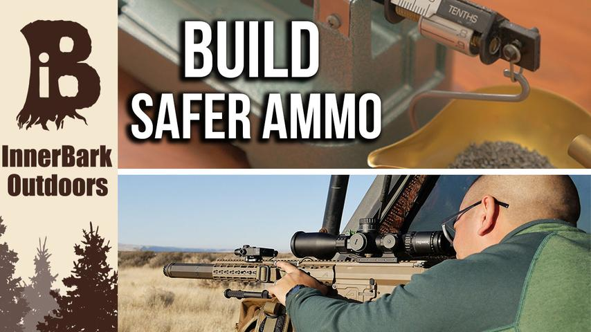 Build Better Ammo | Developing The Best Charge Weight