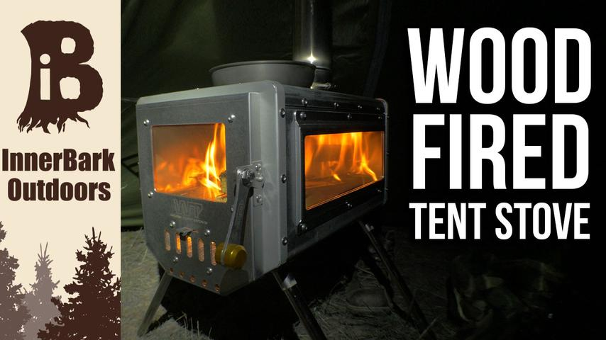 Cold Weather Camping Game Changer | Work Tuff Pack Stove