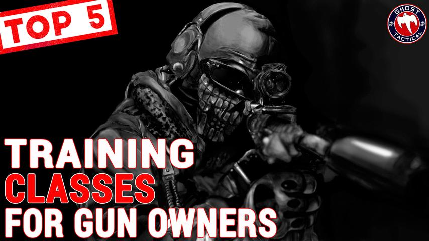 Top 5 Training Classes Every Gun Owner Should Take