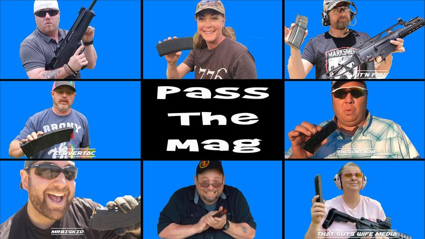 Pass The Mag Collaboration