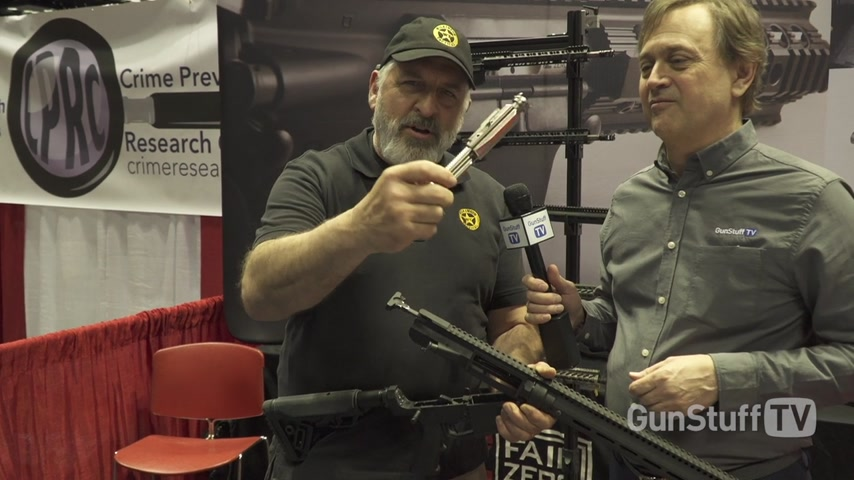 2019 NRA annual Meeting Interview