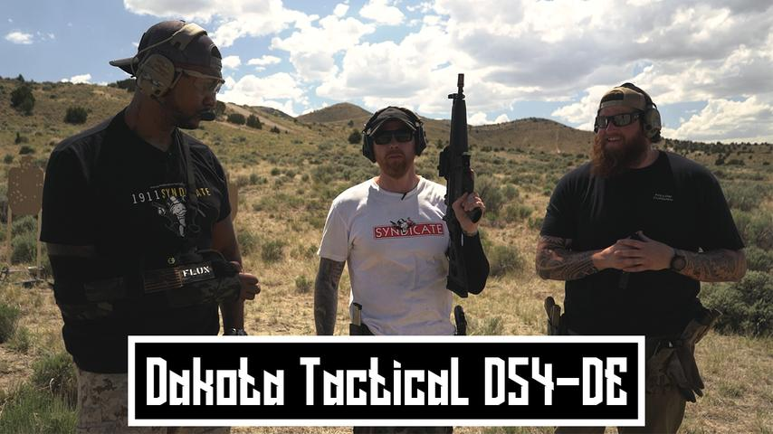 Dakota Tactical D54:  Better Than a HK SP5?
