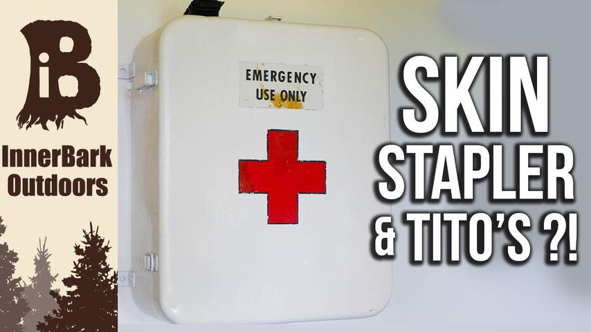 Off-Grid Cabin First Aid Kit |The Essentials