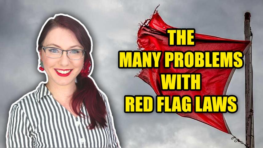The Many Problems with Red Flag Laws