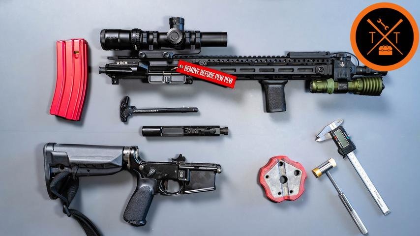10 Mistakes to Avoid when Building an AR 15...(Links in Description)