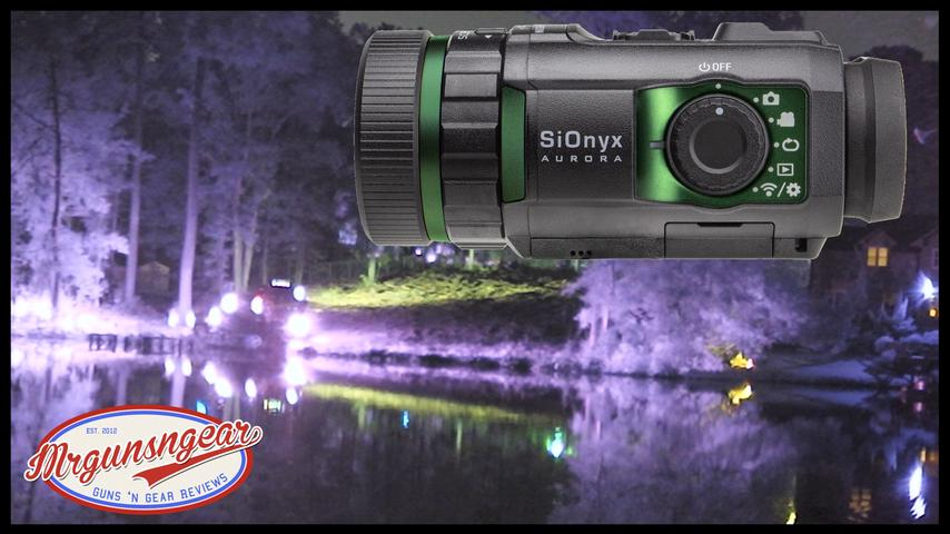 SiOnyx Aurora Full Color IR Night Vision Camera: A Truck Is Stuck In The Mud