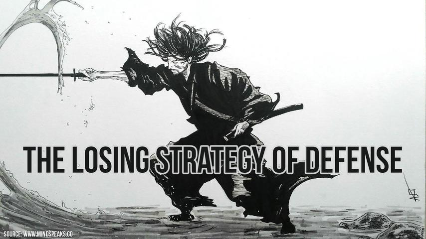 The Losing Strategy of Defense | SOTG 996