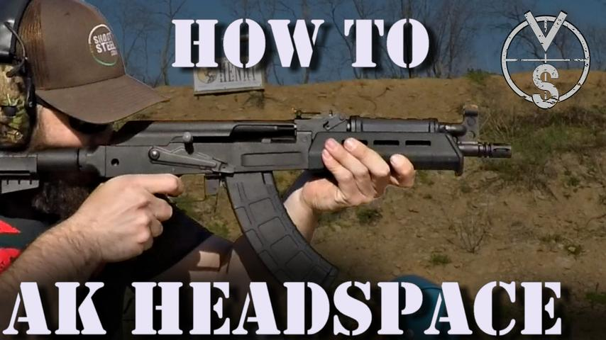How to Check Headspace on an AK Pattern Rifle