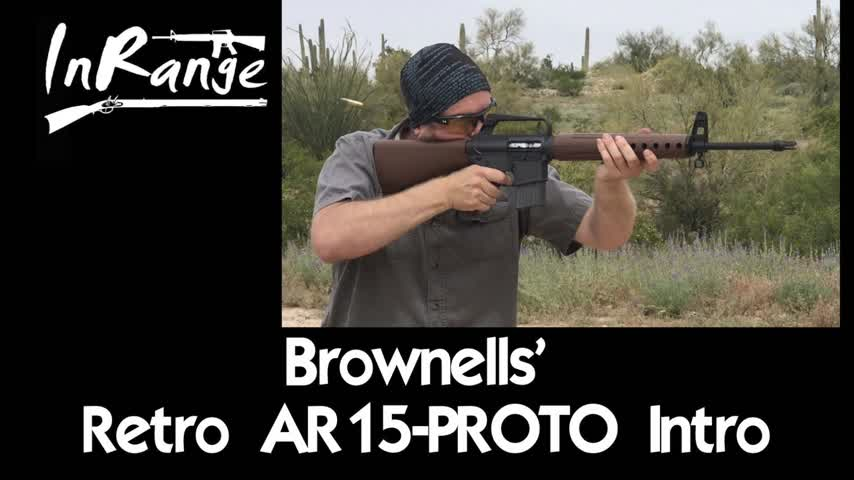 Brownells' AR15-PROTO Unboxing!