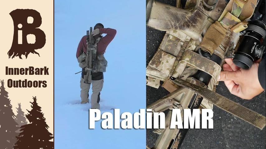 Paladin AMR: Perfect rifle carrier?