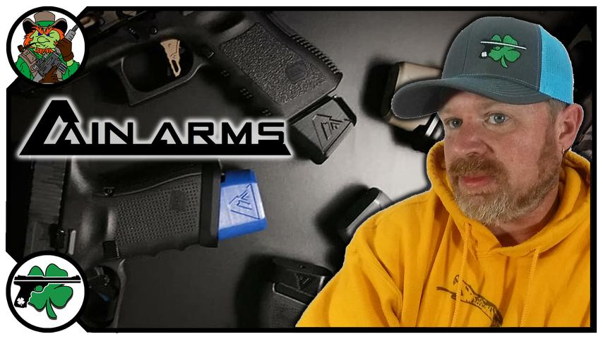 3D Printed Firearm Accessories With Cain Arms