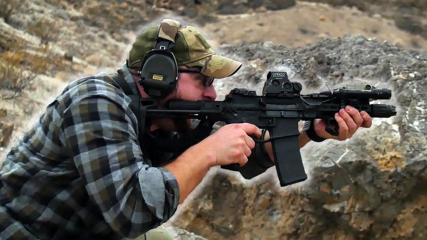 Desert Ambush | Tactical Shooting drill