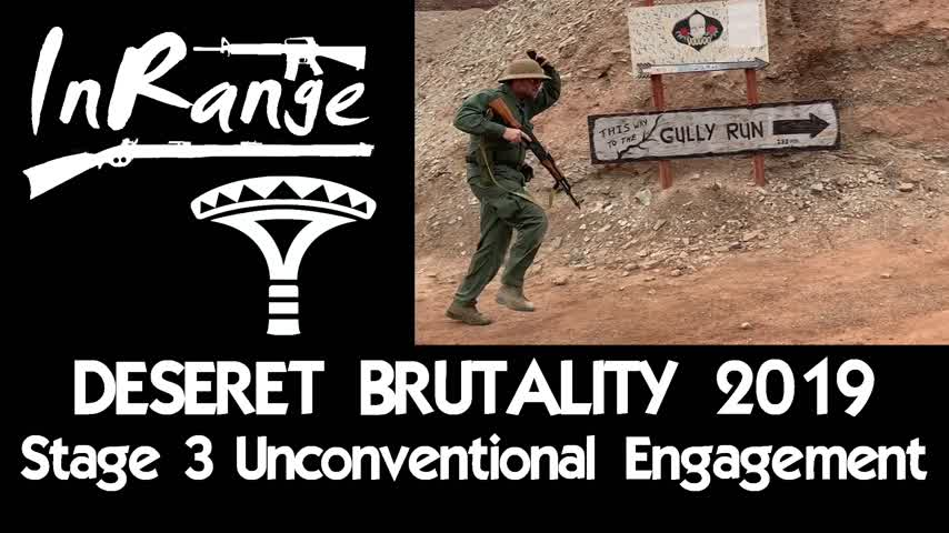 Desert Brutality 2019 - Stage 3 - Unconventional Engagement