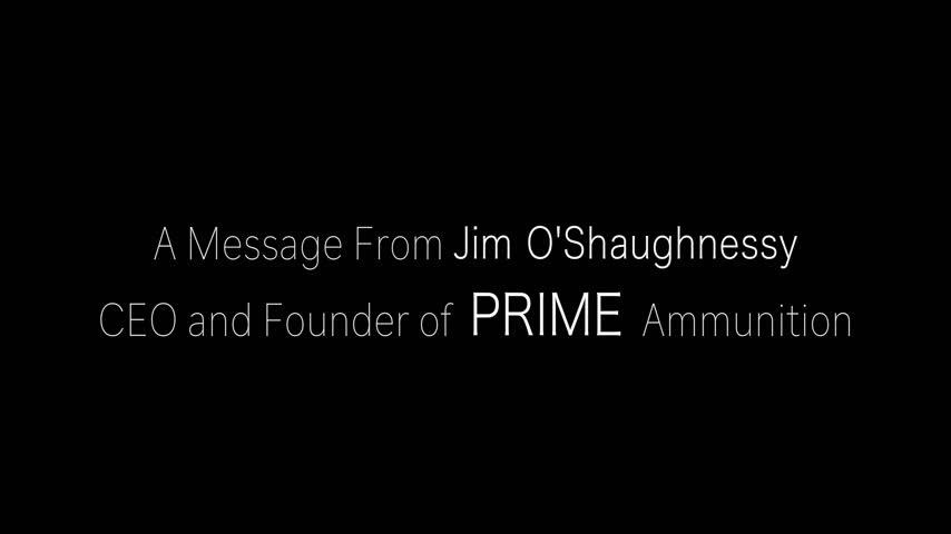 PRIME ammunition speaks out [OFFICIALLY]