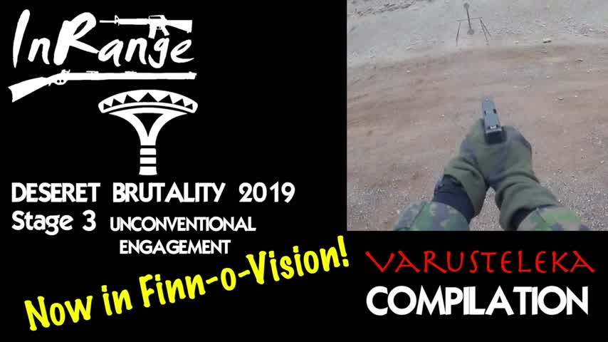 Desert Brutality 2019 - FINN-o-VISION - Stage 3 - Unconventional Engagement