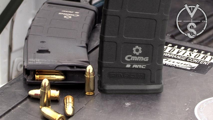 Use Your Standard Lower to Shoot 9mm? CMMG 9 ARC