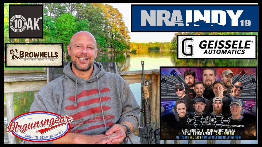 NRA Annual Meeting 2019 In Indianapolis: Meet Up Times