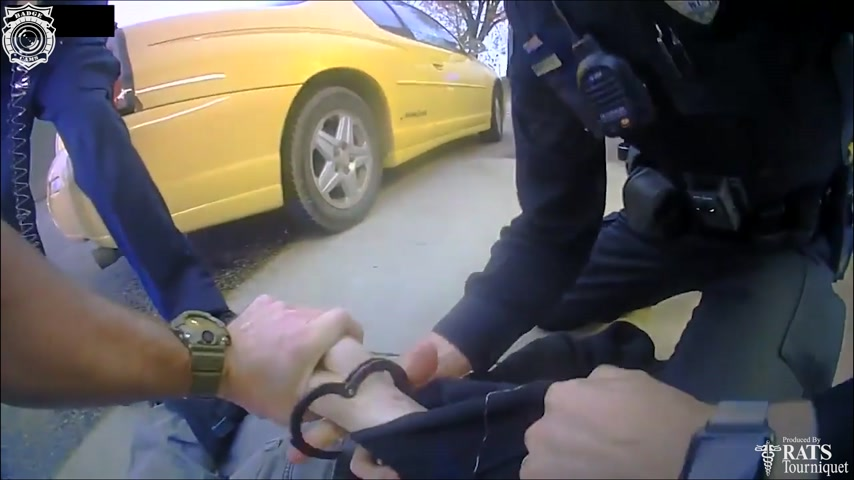 Flawless Taser Deployment in Marshfield Wisconsin