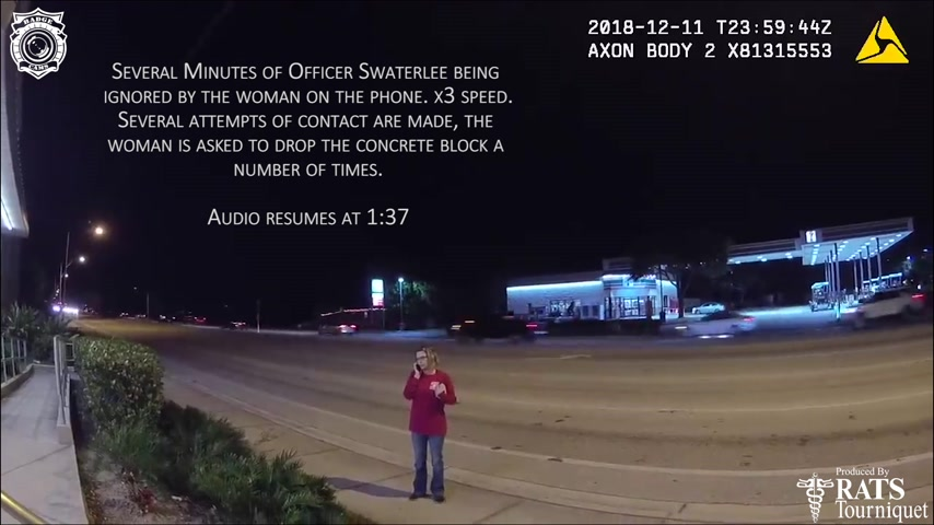 Cape Coral Police 9-1-1 Call Gone Wrong