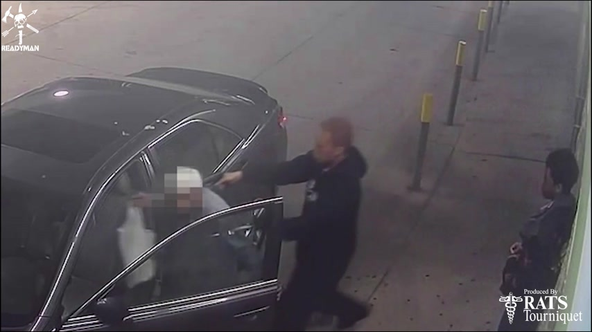 Plan 2 React - Detroit Man Fights Through Ambush Carjacking