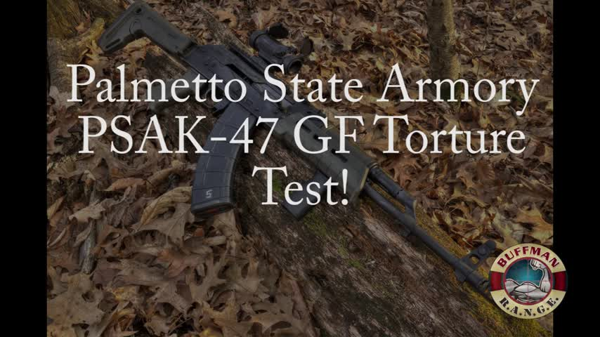 3000 Rounds Later, The Palmetto State Armory PSAK-47 GF3