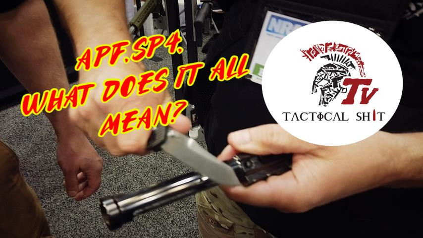 APF shows us their NEWEST coating!