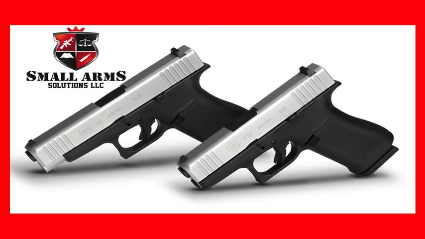 The Glock G43X and G48 Pistols