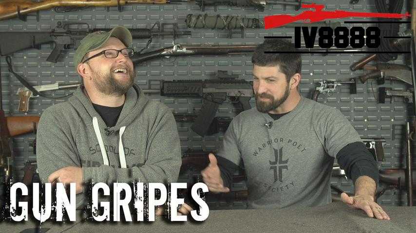 "Gun Gripes #193: ""Toxic Masculinity"" with John Lovell"