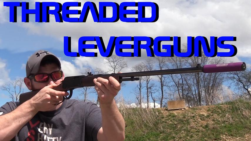 Threaded Henry  Lever Action