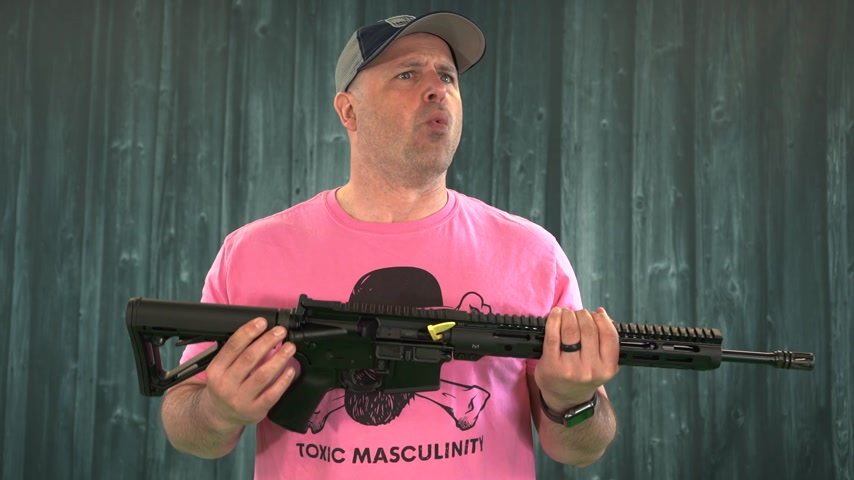 Patrol Rifle with the Ultra Liberal Gun Instructor