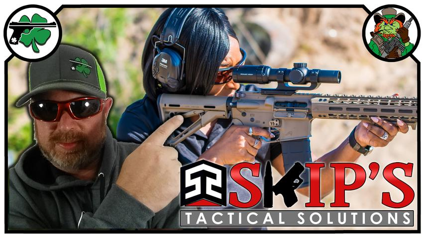 Female Firearm Instructor Perspective From Skip's Tactical Solutions
