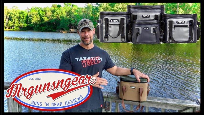 RTIC Soft Pack Cooler Test & Review