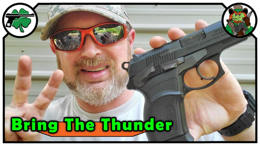 Bersa Thunder 45 Ultra Compact Bench Review