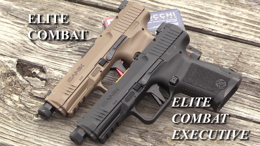 TP9 Elite Combat Executive: The Correct Salient Canik