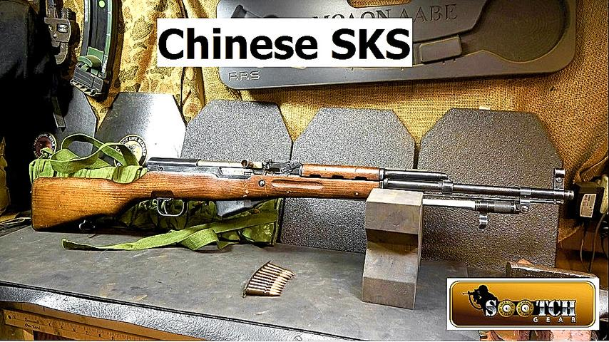 Surplus Chinese SKS Rifle Review  - Full30