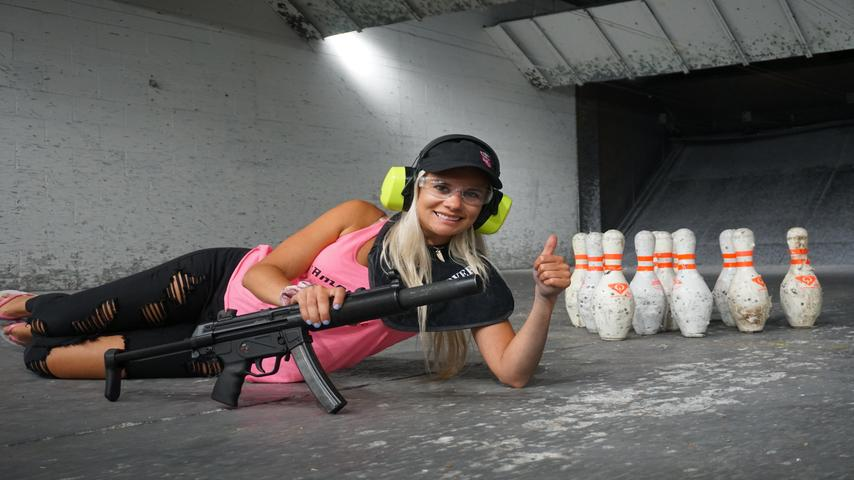 EXTREME Bowling!!!  Full-Auto & More!!!
