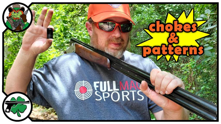 Shotgun Chokes & Patterns Explained - CloverTac Classroom #006