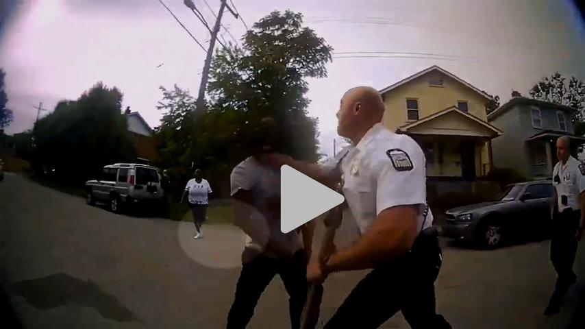 Columbus Cop Punches Man - What REALLY Happened