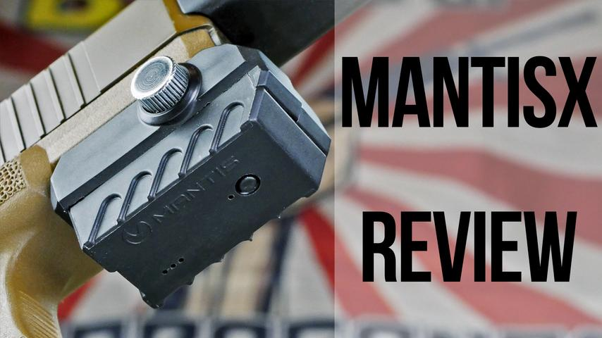 MantisX Full Review: A Dry Fire Tool So You Suck Less