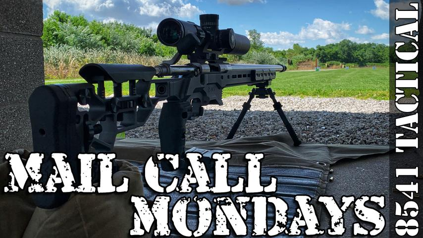 Mail Call Mondays Season 8 #21 - Is my scope too high?