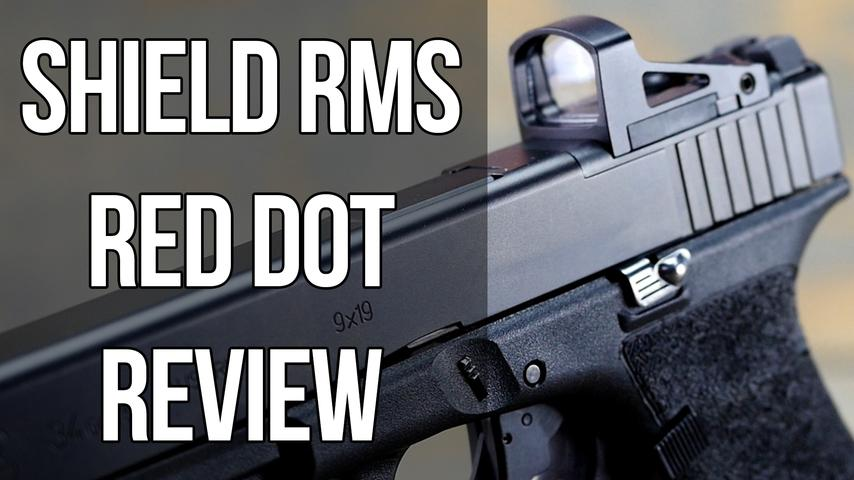 Shield RMS Review: For Competition, Not Carry