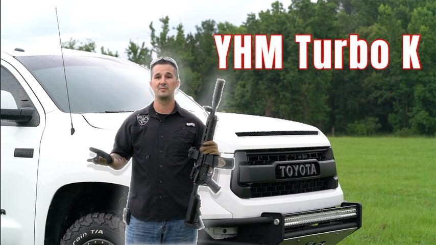 YHM Turbo K - Small Package, Big Performance!