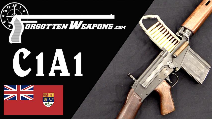 FAL in the North: The Canadian C1A1
