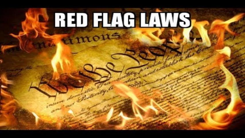 Red Flag Laws Threaten Constitutional Rights