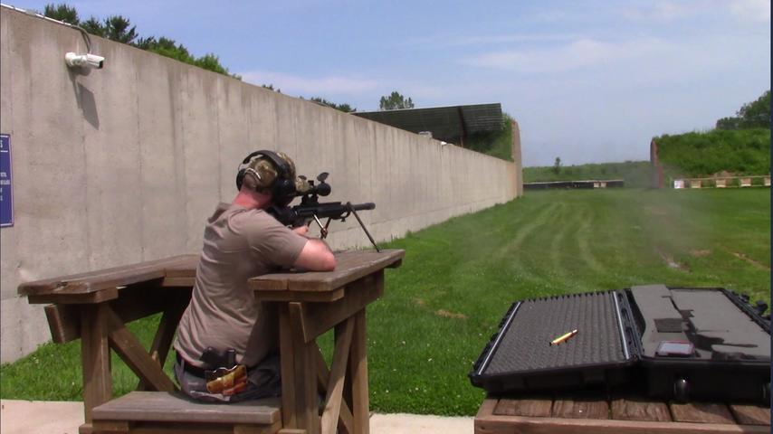 One round from the .50 BMG