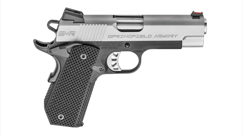 Introduction to the Springfield Armory EMP 4 9mm #558