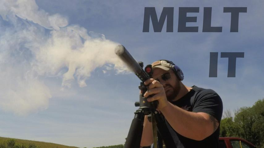 Melting a Suppressor for Science